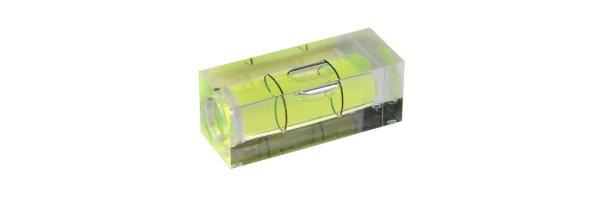 Kunststoff Röhrenlibellen blockförmig