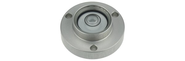 Circular Levels in Metal Housing Ø20-50mm
