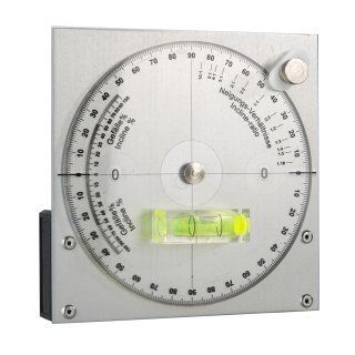 Clinometer with Magnet