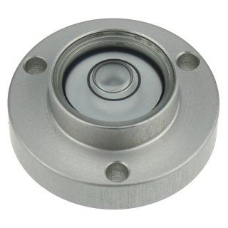Dosenlibelle in Alu-Fassung 10 Ø30mm H11mm zum Aufschrauben