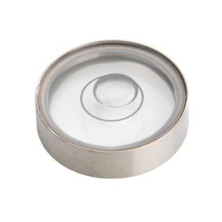 Circular Vial Glass-Metal Transparent 5 Ø18mm H8mm