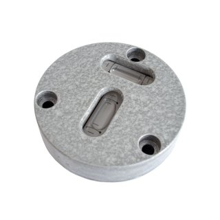 2-Axis-Level 0,3mm/m Ø60mm H14mm