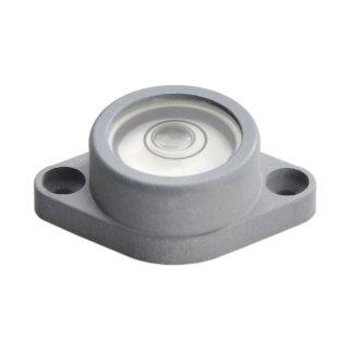 Circular Level in Oval Zinc Die-Cast Housing 30 Ø33x21mm H11mm
