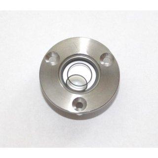 Flush Mounted Circular Level in metal socket 3 Ø33mm H9,5mm