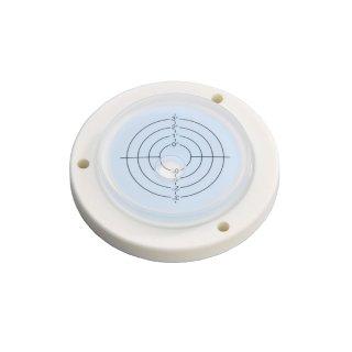 Dosenlibelle Acrylglas 3° Ø80mm H15mm